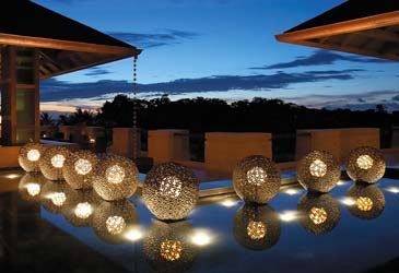 resort lighting